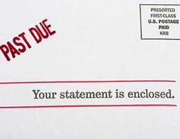 My debt isn't substantially decreasing © Karen Roach - Fotolia.com