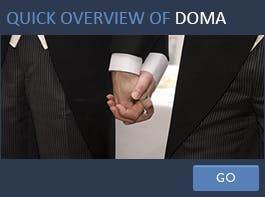 Quick overview of DOMA