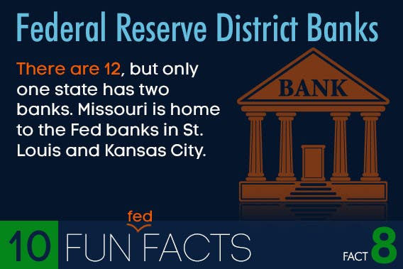 10 fun Federal Reserve facts © Shutterstock.com