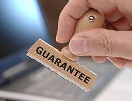 Guaranteed © filmfoto/Shutterstock.com