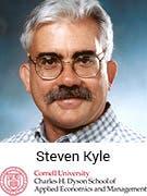 Steven Kyle, Cornell University