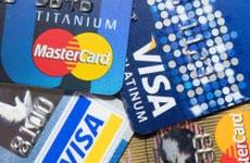 Visa and MasterCard credit cards © Ti_ser/Shutterstock.com