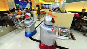 Could your job be taken away by a robot?