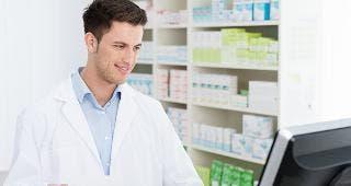 Pharmacist © racorn/Shutterstock.com
