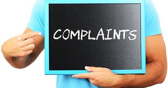 Top complaints from U.S. consumers © Aleksandar Mijatovic/Shutterstock.com
