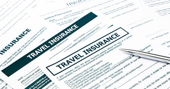 Compare travel insurance rates © iStock