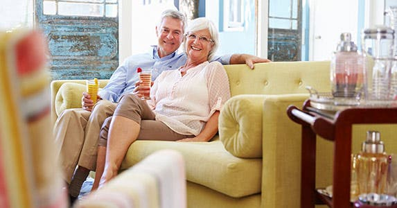 Pricing your retirement haven © iStock