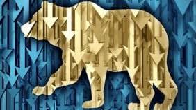 Survey: Finance gurus see growing risk of a bear market