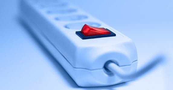 Surge protector © iStock