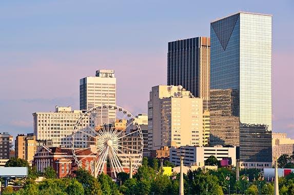 Atlanta © ESB Professional/Shutterstock.com
