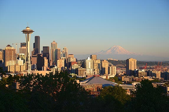 Seattle © Minuteman Photography/Shutterstock.com