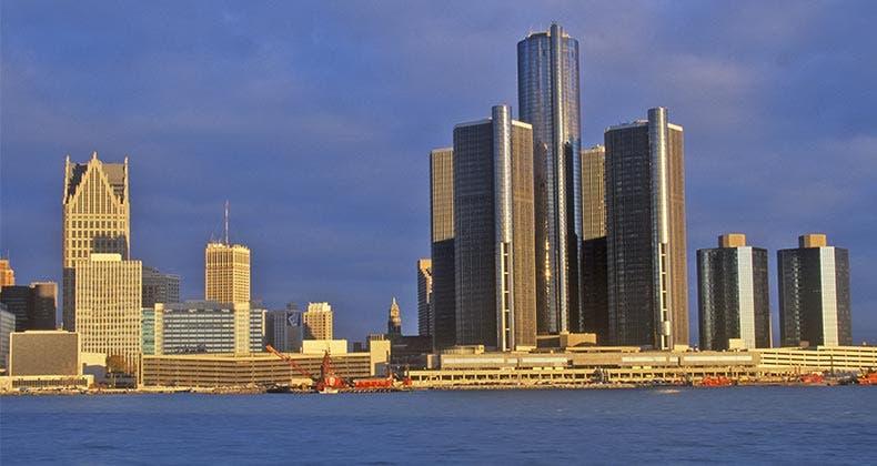 Detroit © Joseph Sohm/Shutterstock.com
