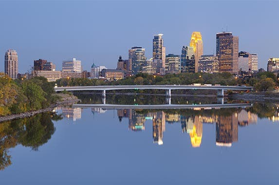 Minneapolis-St. Paul © Rudy Balasko/Shutterstock.com