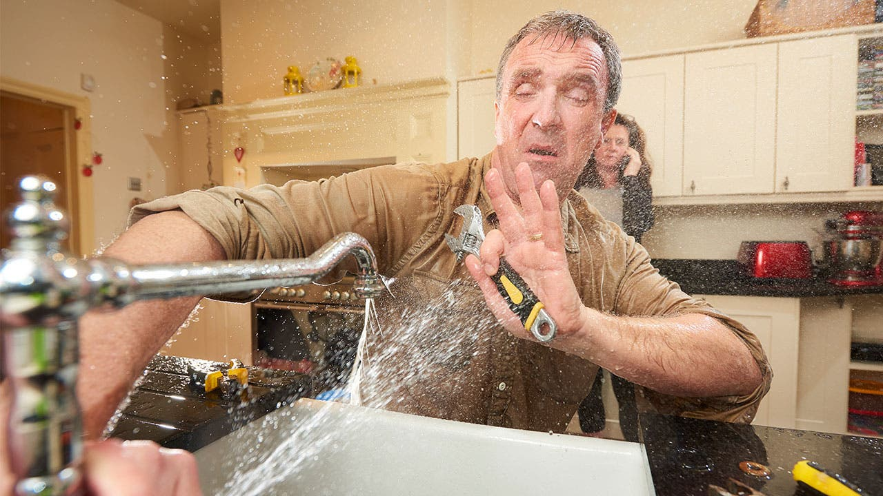 Top 10 DIY mistakes by homeowners    sturti/Getty Images
