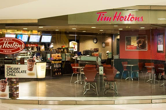 Tim Hortons restaurant chain | Roberto Machado Noa/LightRocket/Getty Images