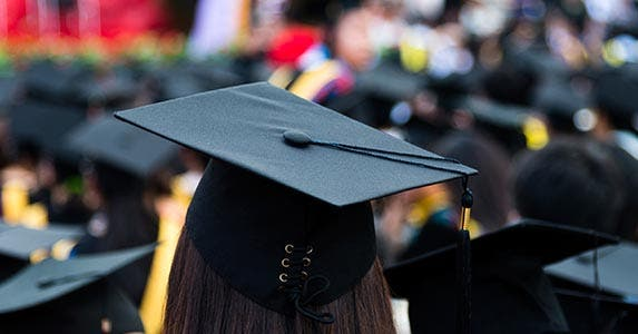 9. Student loan debt can be a positive thing. | iStock.com/baona