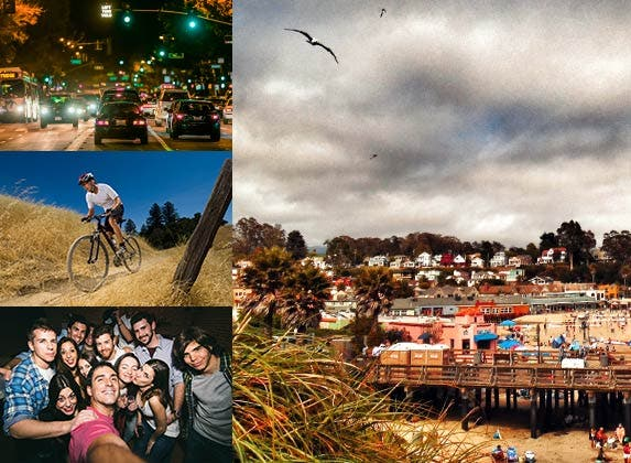 No. 5: San Jose, California | Scott Markewitz/Photographer's Choice RF/Getty Images, Inuk Studio/Blend Images/Getty Images, Christina Havis / EyeEm/Getty Images, Eric Raptosh Photography/Blend Images/Getty Images