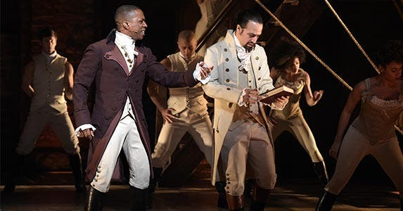 Aaron Burr and the Manhattan Co.   Theo Wargo/Getty Images