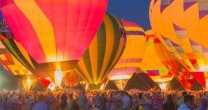 Hot air balloon festival in Missouri | Eddie Brady/Getty Images
