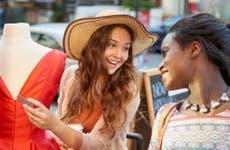 Girlfriends shopping for a dress | David Shopper/Getty Images