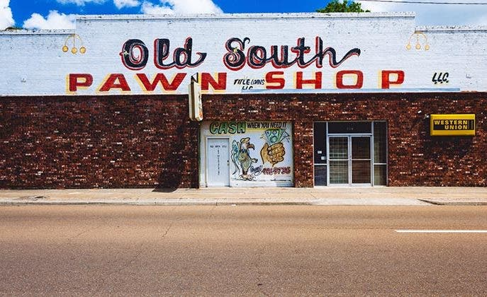 Why are pawn shops a good way to make money?