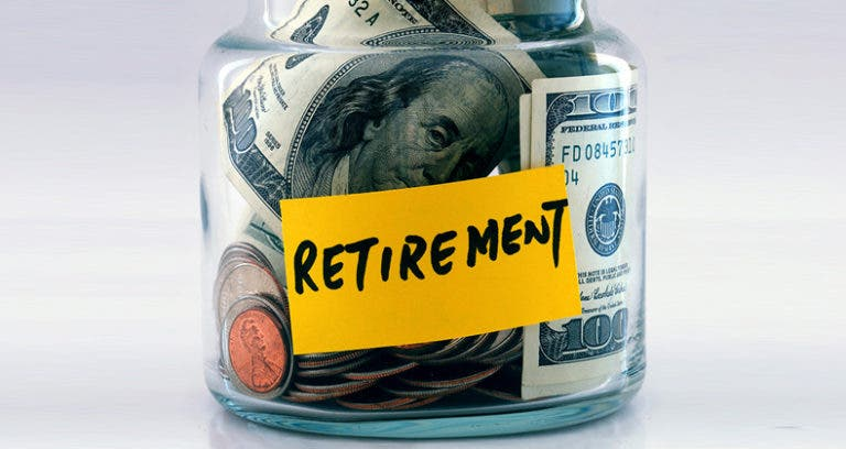 Retirement planning with a low-pay job
