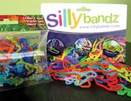 Silly Bandz bracelets