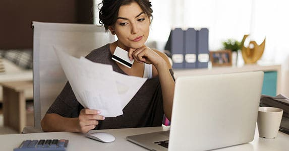 The credit card bill is yours, too © gpointstudio/Shutterstock.com