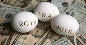 Retirement eggs