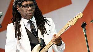 Q-and-A with Nile Rodgers