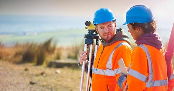 Surveyor jobs | sturti/E+/Getty Images