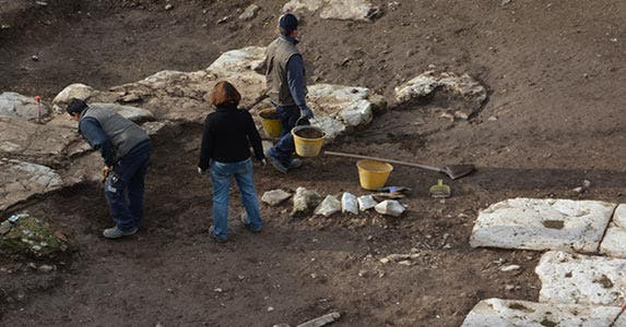 Archaeologist jobs | Piero Intraligi / EyeEm/GettyImages