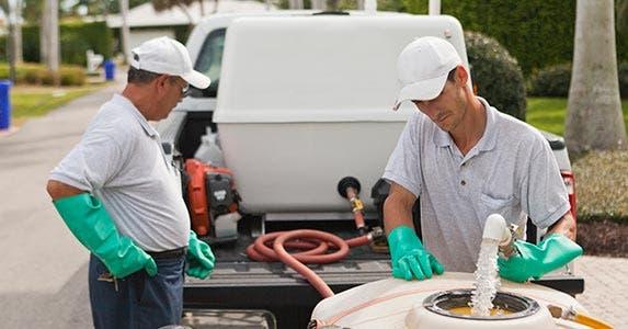 Pest management technicians | Huntstock/Brand XPictures/Getty Images