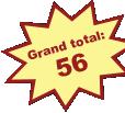 Grand total: 56