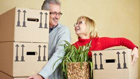Tips for moving during retirement