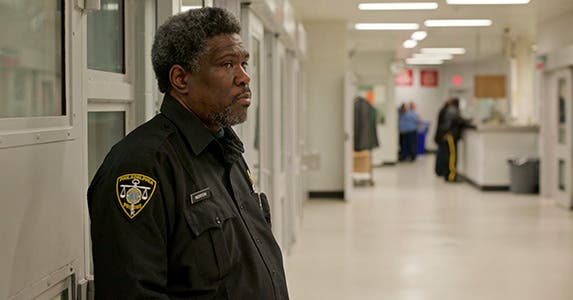 No. 7: Corrections officer