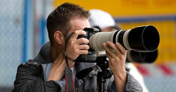 No. 6: Photojournalist