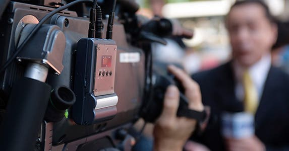 No. 5: Broadcaster