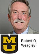 Robert O. Weagley, University of Missouri in Columbia