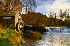 Water mill | Matthew Crowley Photography/Getty Images