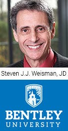 Steven J.J. Weisman, JD, Bentley University