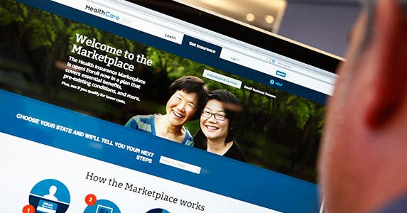 Don't forget health insurance © MIKE SEGAR/Reuters/Corbis