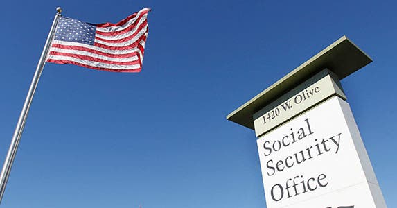 Avoid taking Social Security © FRED PROUSER/Reuters/Corbis