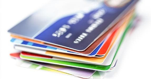 Image result for credit card stacked up image