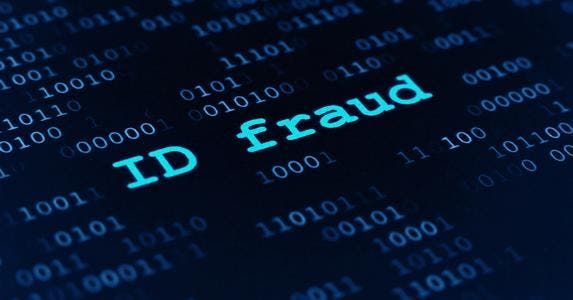 ID fraud © iStock