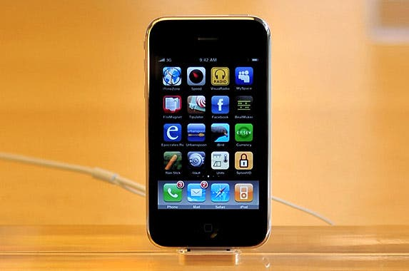 iPhone 3G © Richard H. Cohen/Corbis