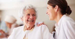 Choosing a geriatric care manager © iStock