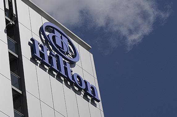 Hilton Worldwide Holdings © Francis Dean/Corbis