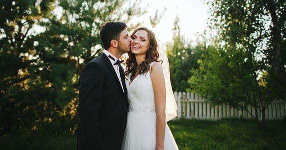 Financing a wedding © iStock