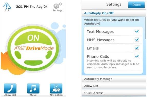 DriveMode app | DriveMode